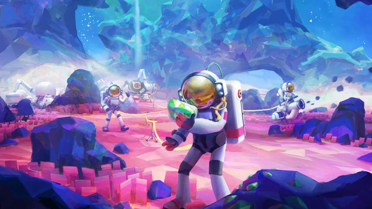 Videojuegos - Astroneer