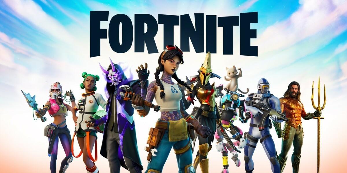 Juegos gratis - Fornite