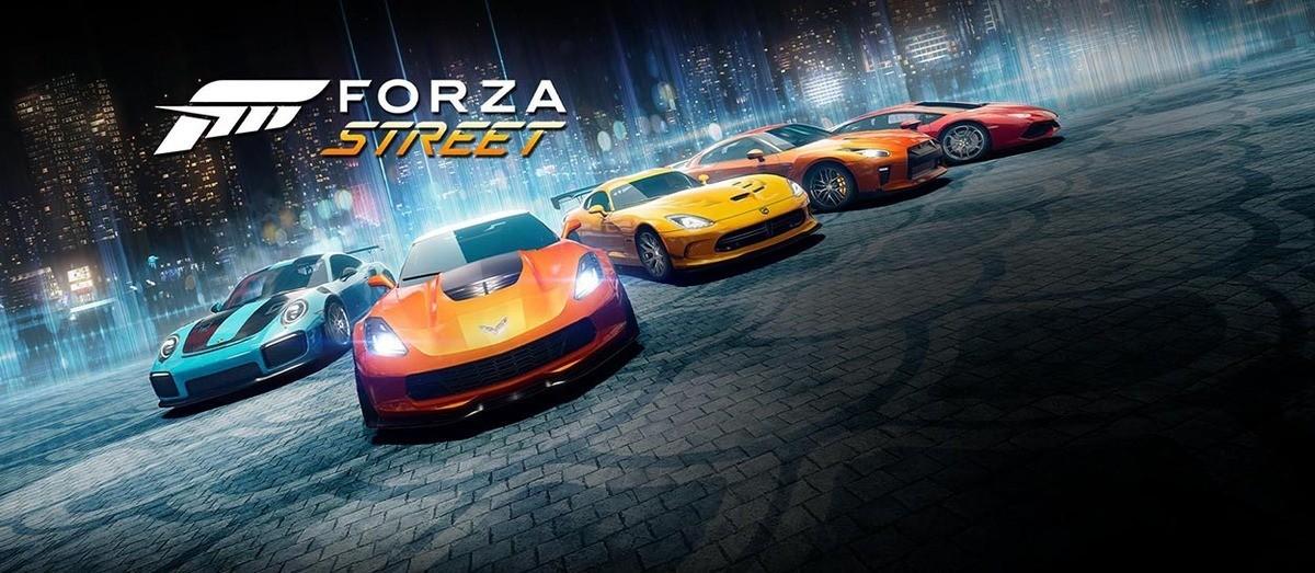 Juegos gratis - Forza Street