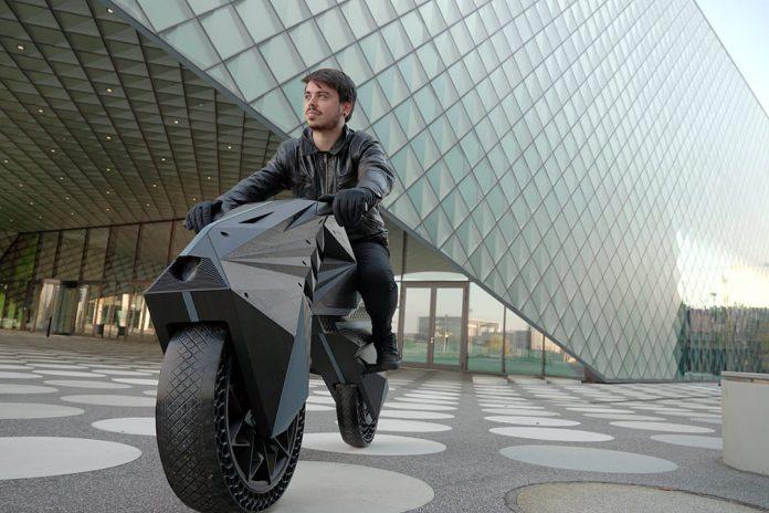 Motocicleta - Impresión 3D