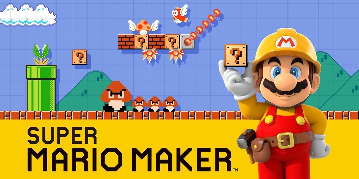 videojuegos - Super Mario Maker