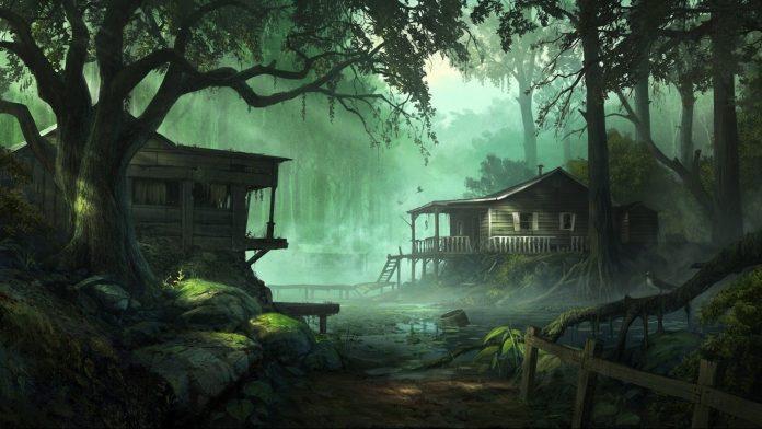 bosques embrujados