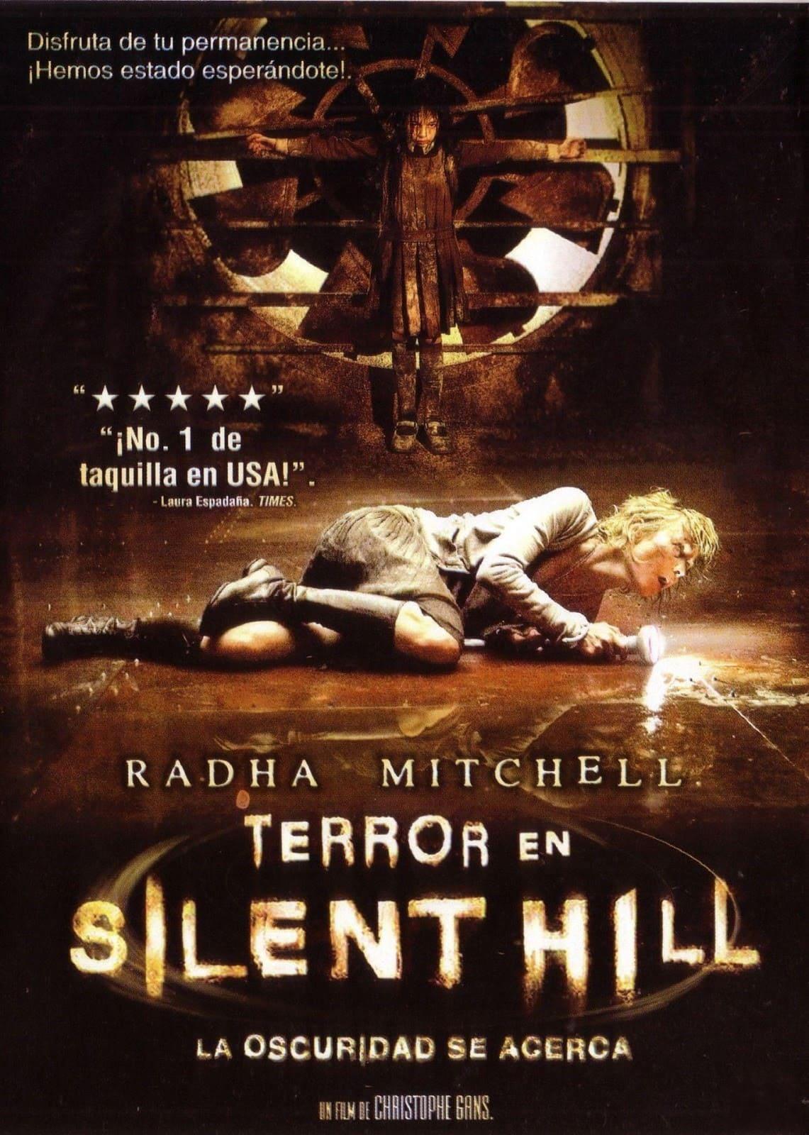 Videojuego Silente Hill