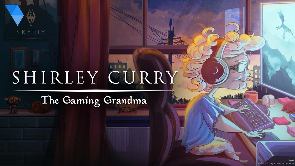 Abuelo - Shirley Curry