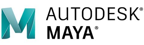 logo de autodesk maya