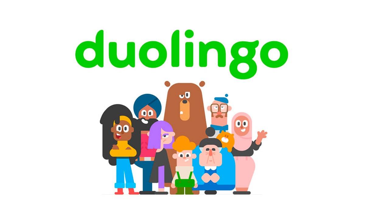 Duolingo - estrés