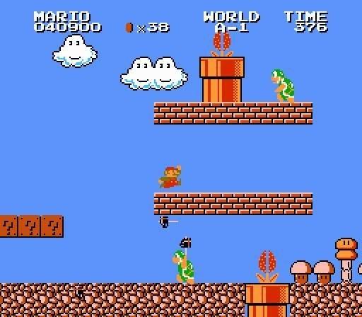 Super Mario Bros: The lost levels - juegos difíciles