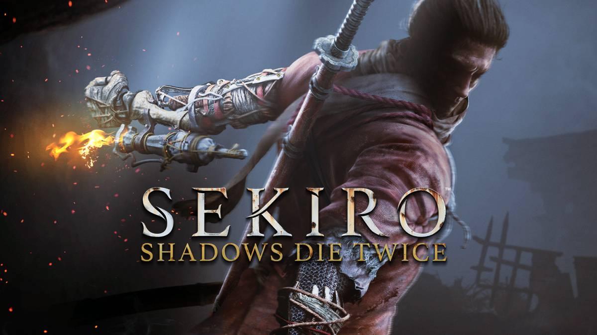 Sekiro - juegos difíciles