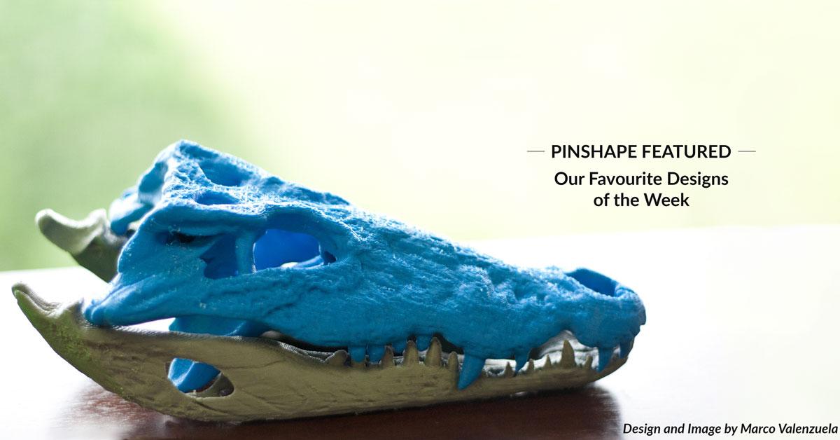 Impresión 3D - Pinshape