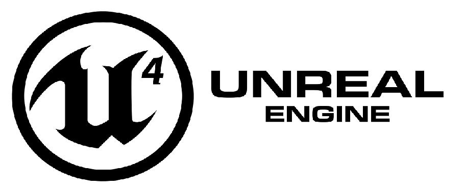 logo de unreal engine