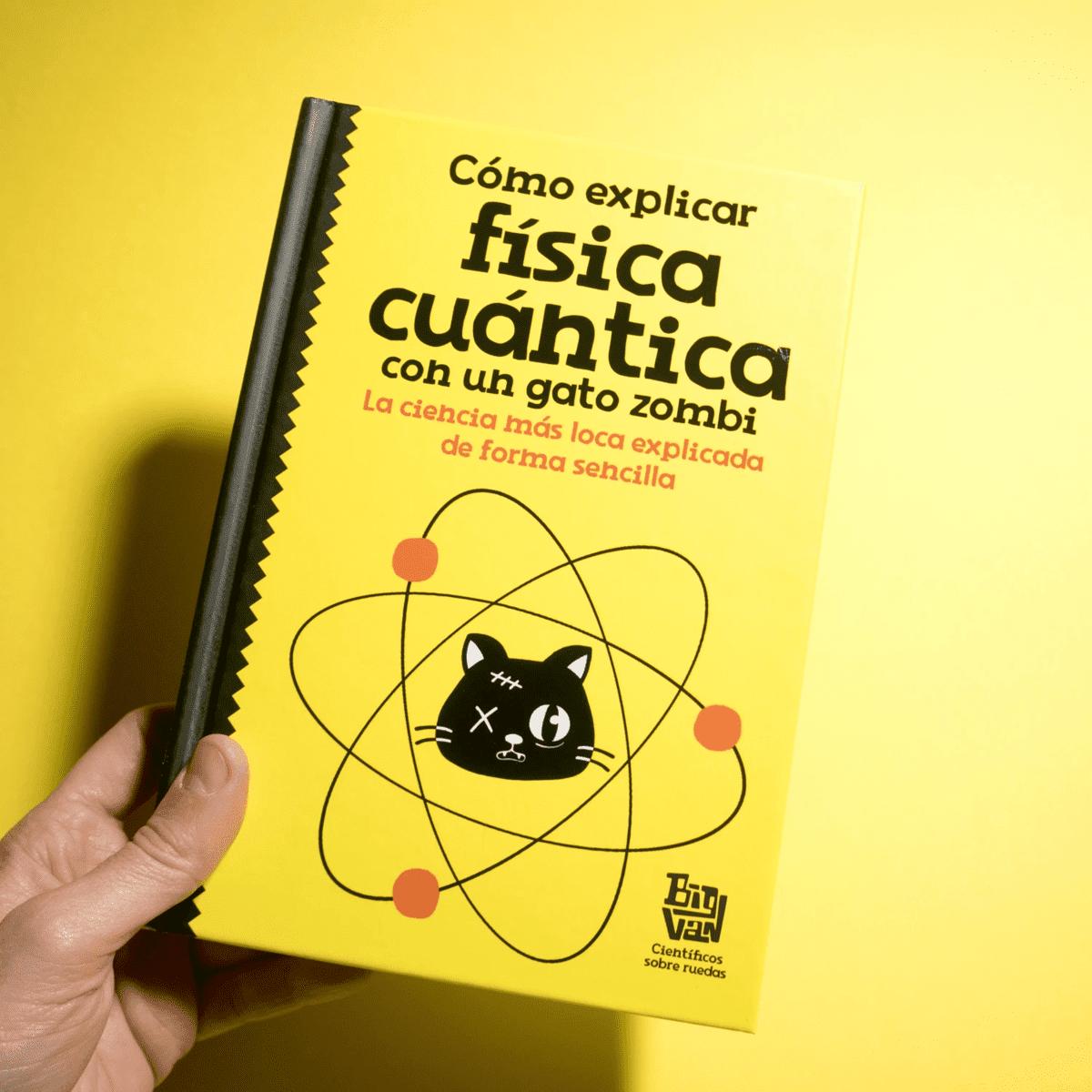 Cómo explicar física cuántica a un gato zombie