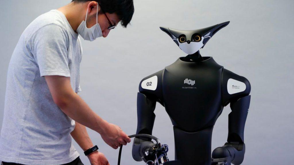 telexistence-robots