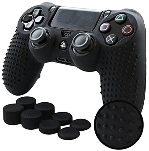 Alamode Funda Texturizada Compatible Con PlayStation 4