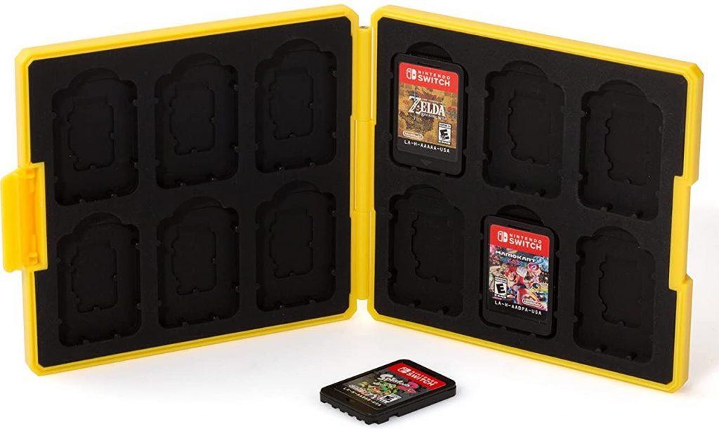 Estuche Premium para cartuchos de juego para Nintendo Switch
