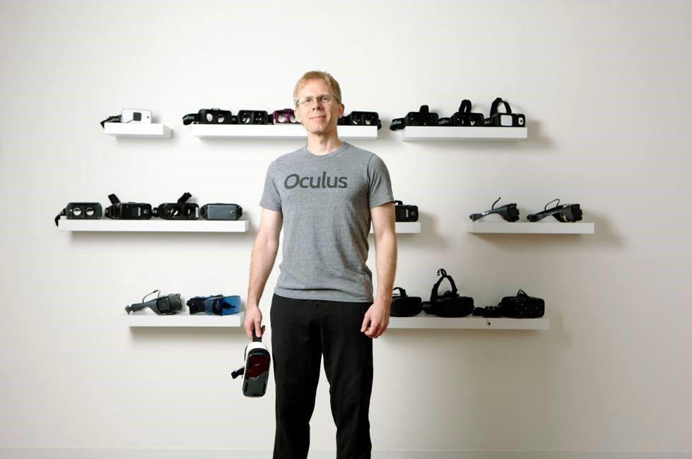 """John Carmack sobre la realidad virtual: """"Nos estamos quedando solo en la  novedad"""""""