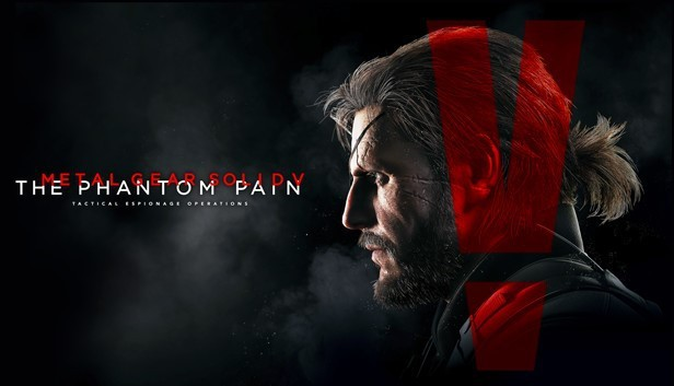 METAL GEAR SOLID V: THE PHANTOM PAIN – Argen Game Store