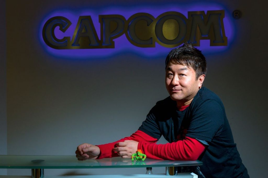 Gran baja para Street Fighter: Yoshinori Ono abandona Capcom - AllGamersIn