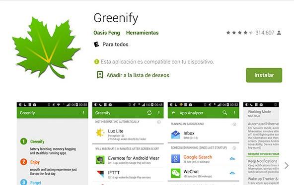 Greenfy