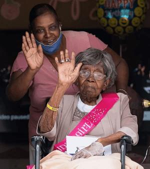 Talent Republic | Hester Ford | La sexta persona más longeva del mundo
