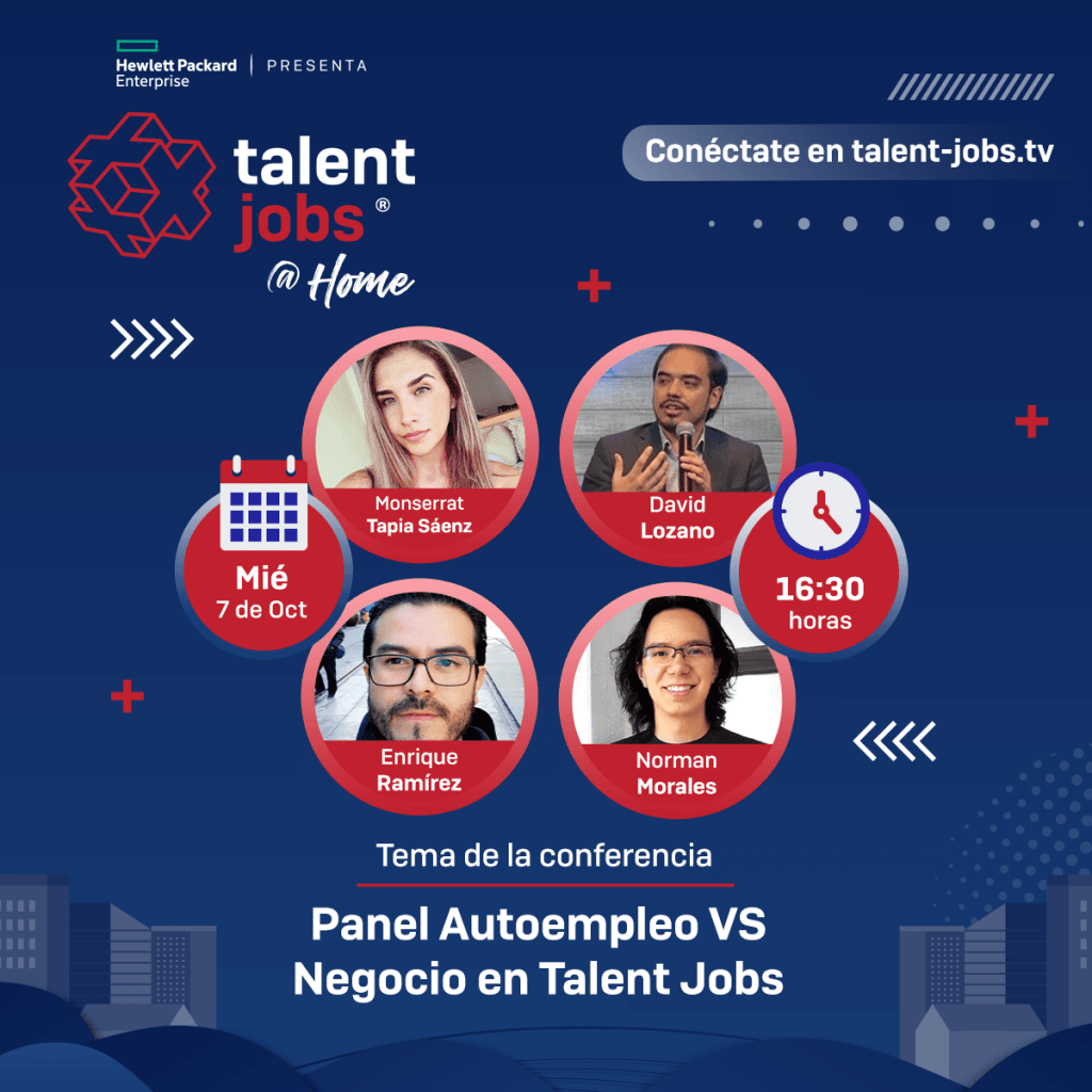 Talent Jobs @ Home