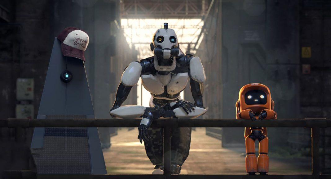 Love, death, robots