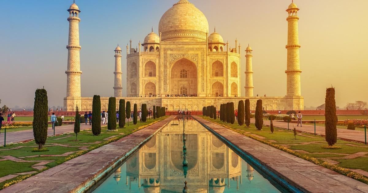 Maravillas - Taj Mahal
