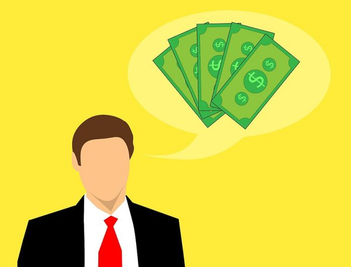 cash-investment-business-thinking