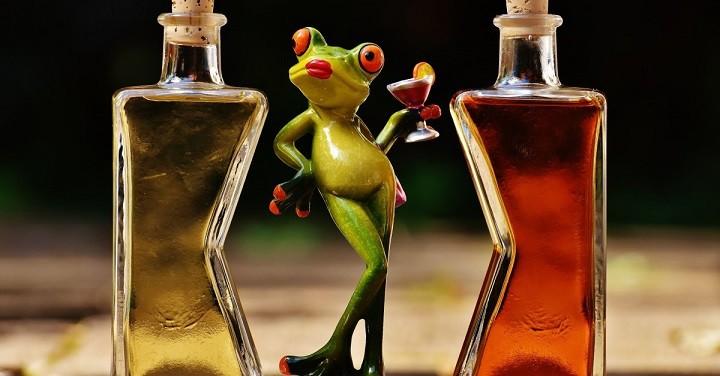 Los mitos de la COVID-19 - El mito de beber alcohol