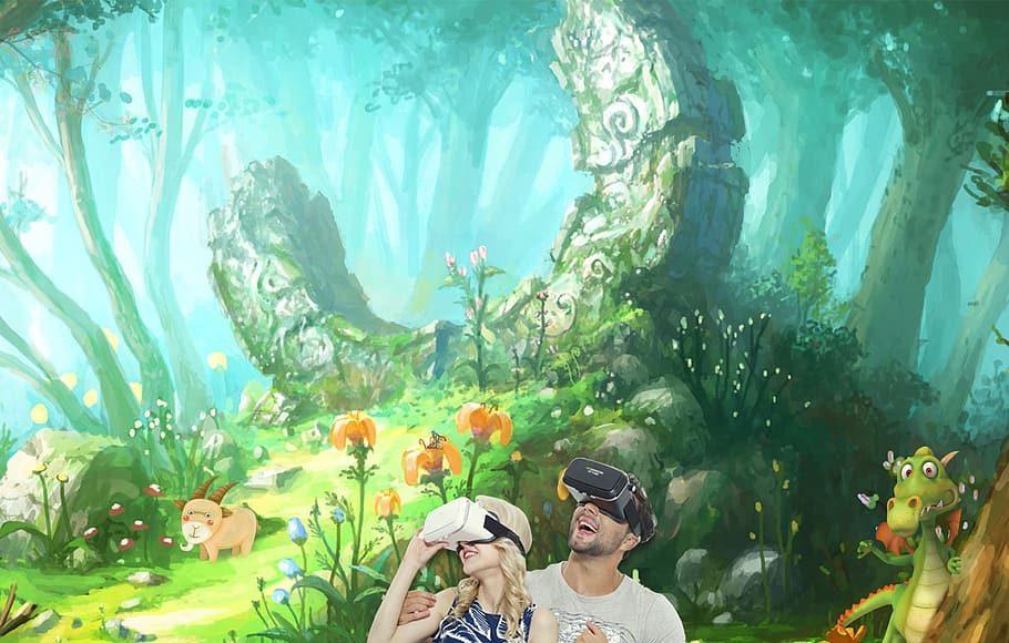 poster-fantasy-cartoon-family