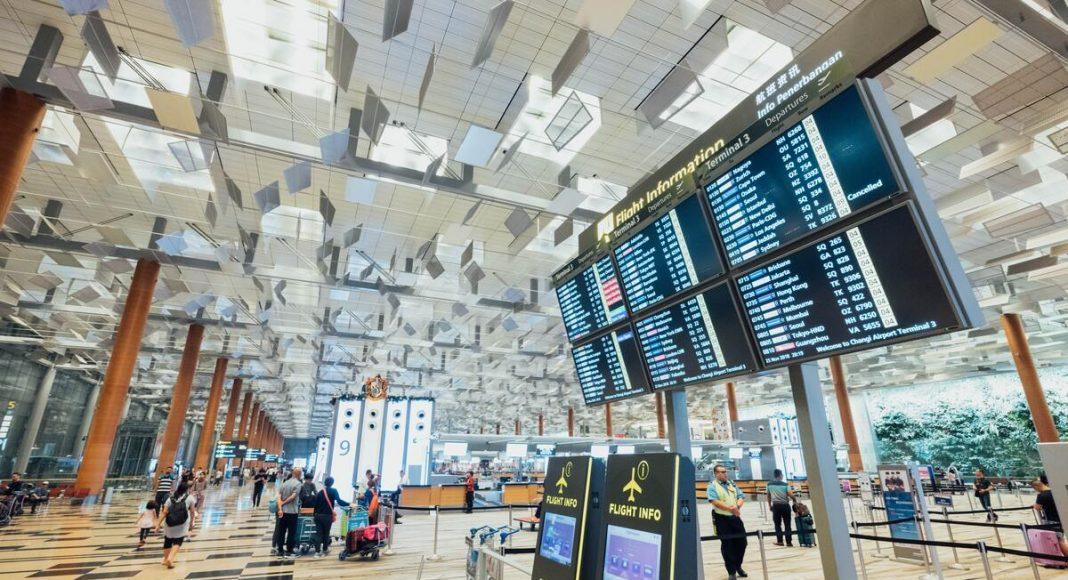 Aeropuerto Changi