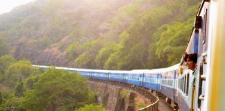 Rutas turísticas trenes México