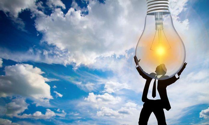 person-pear-light-bulb-sun