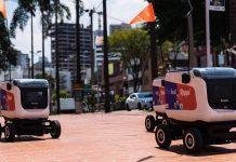 Robots de ayuda Rappi