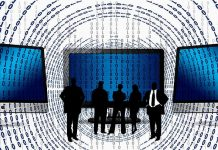 data-computer-businessmen-monitor