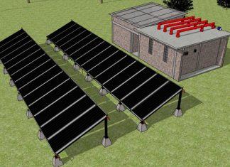 Secador solar