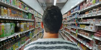 grocery-store-man-shopping