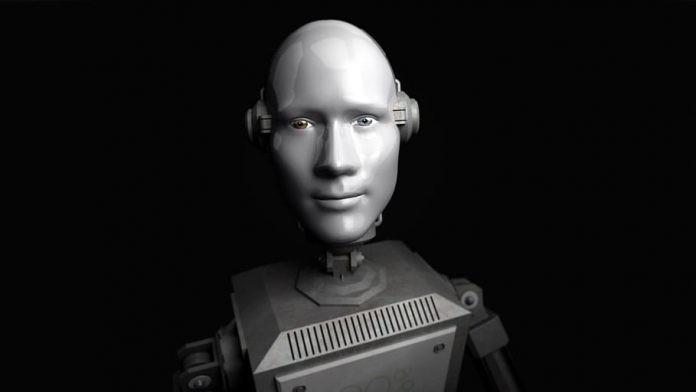 man-robot-droid-grey