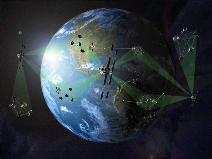 Monitoreo de objetos espaciales por Lockheed Martin Corporation