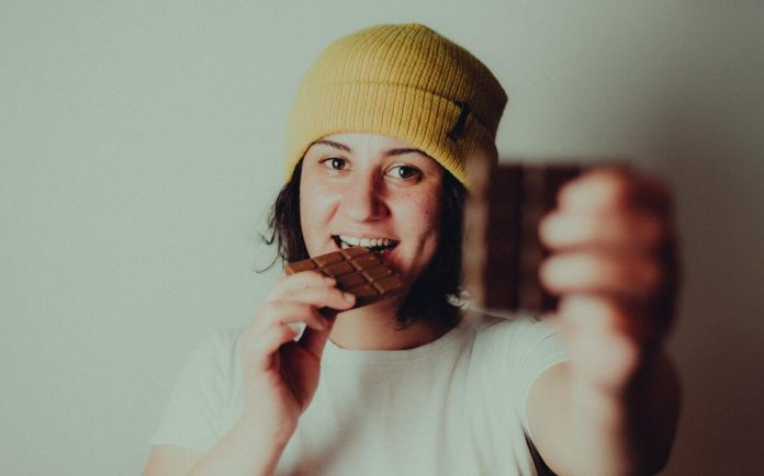 Salvador del cerebro: El chocolate