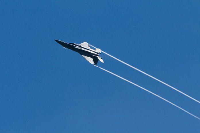 Avión supersónico X-59