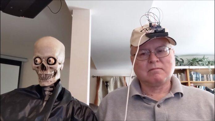 Control de cráneo inalámbricamente