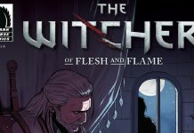 El mundo de The Witcher en los comics