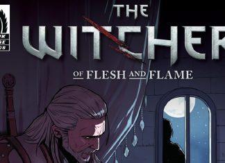 El mundo de The Witcher en los comics