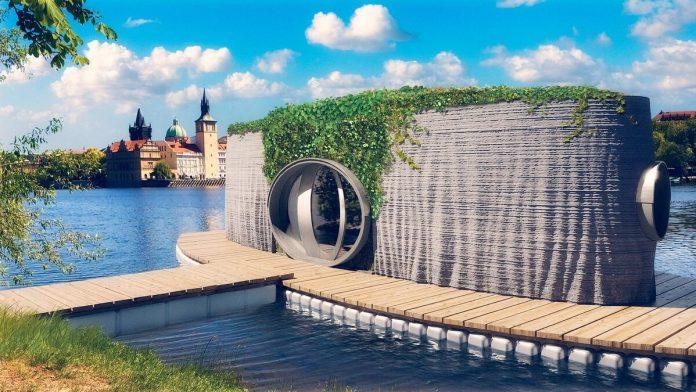 Nueva casa impresa en 3D