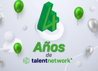 Talent Network Aniversario