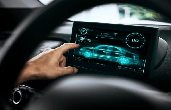 Computarización de los autos