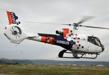 vuelos autónomos de helicópteros