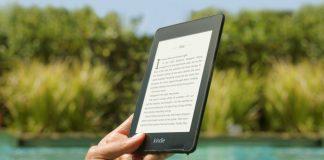 Amazon presenta su nueva Kindle