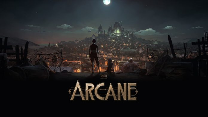 ¡Se acerca el estreno de Arcane, la serie de League of Legends!