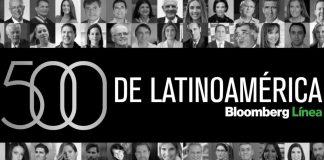 Conoce los 500 Bloomberg Línea, personajes que inspiran a América Latina